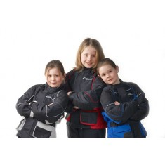 Casuco cordura criança preto / cinza tamanho 164