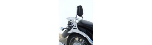 Respaldos motos custom