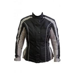 Moon jacket black/gray size 2XL