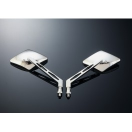 DIAMOND CHROMED Mirror left/right japanese + HD