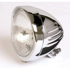 """""""GROOVED"""" 5-3/4 inches Headlight"""