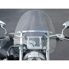 Parabrisas custom para Daelim Daystar 125/250