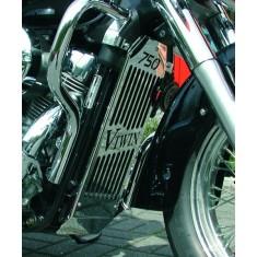 cubre radiador Honda VT750 Shadow a partir 2004