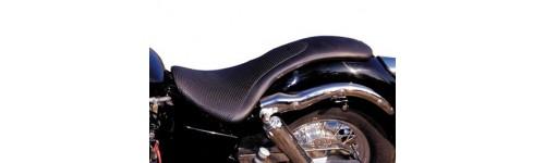 assentos da motocicleta